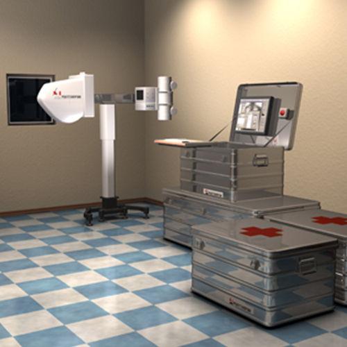 Аппарат флюорографический цифровой в ящичной укладке