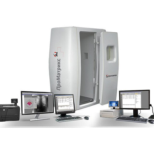 Аппарат флюорографический цифровой ПроМатрикс-РП (ПроМатрикс-4000)