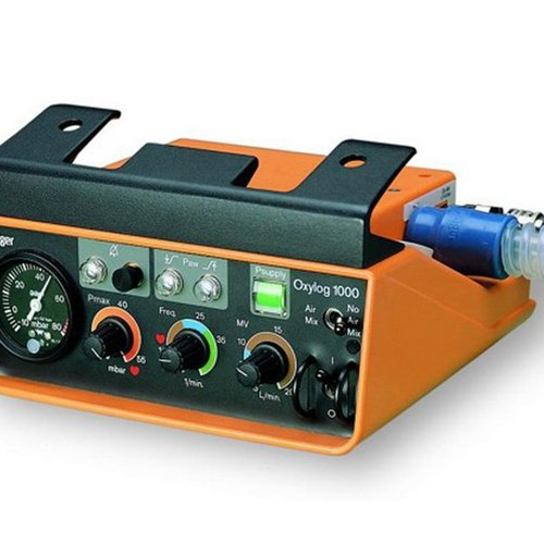 Аппарат ИВЛ Oxylog 1000