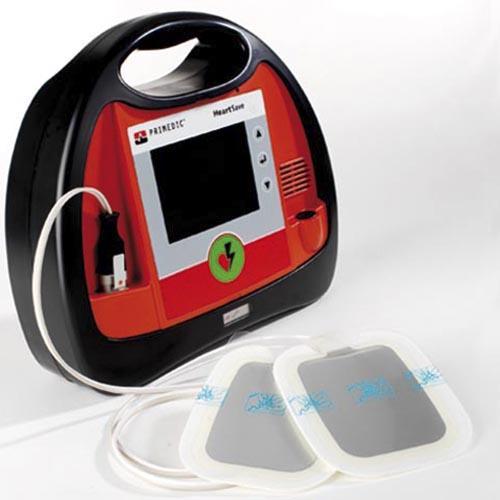 Дефибрилляторы AED и AED-M HeartSave