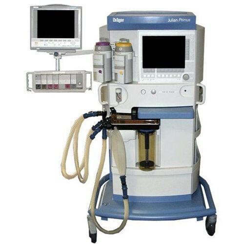 Наркозно-дыхательный аппарат Draeger Primus