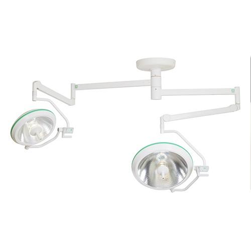 Хирургический потолочный двухблочный светильник Аксима-720/ 520