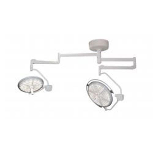 Хирургический потолочный двухблочный светильник Паналед 120/160