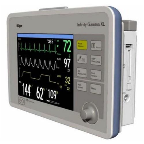 Портативный монитор пациента Dräger Gamma XL