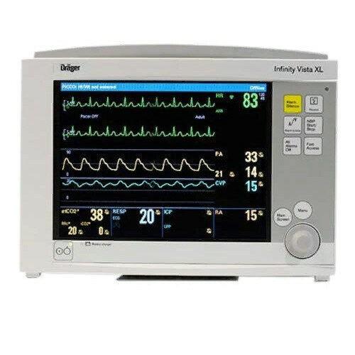 Компактный монитор пациента Dräger Infinity Vista XL