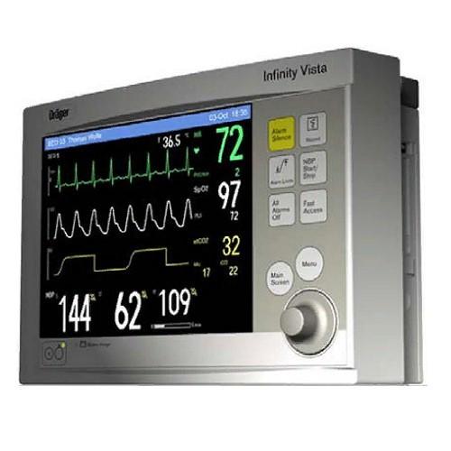 Портативный монитор пациента Dräger Infinity Vista
