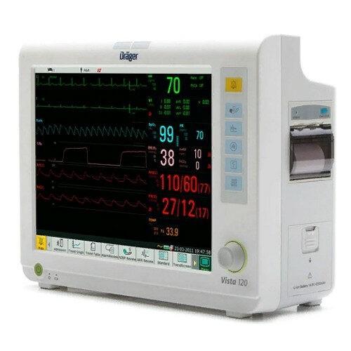 Прикроватный монитор пациента Draeger Vista 120