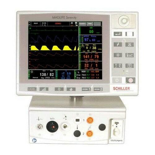 Прикроватный монитор пациента Schiller MAGLIFE S
