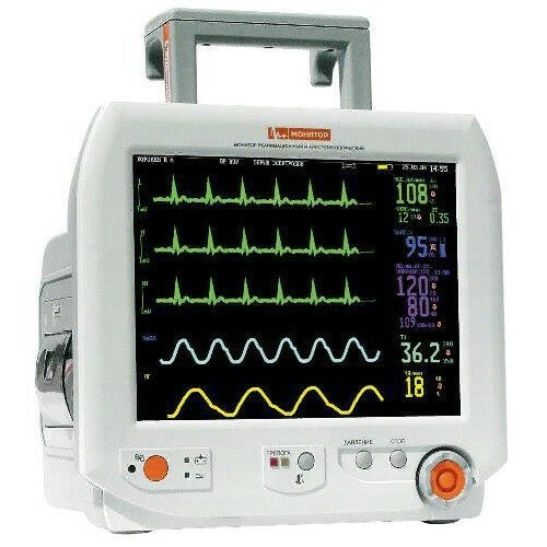 Монитор пациента реанимационный Монитор Митар-01-Р-Д-16