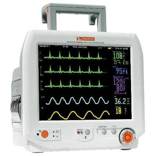 Монитор пациента реанимационный Монитор МИТАР-01-Р-Д-4