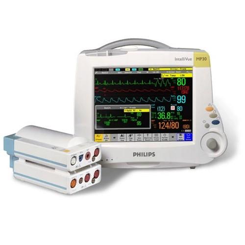Транспортный монитор пациента Philips IntelliVue MP20