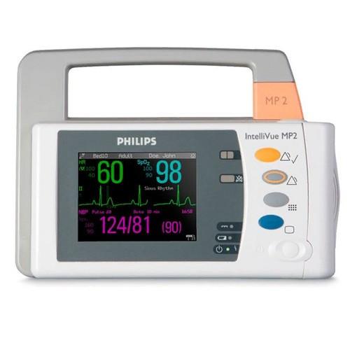 Транспортный монитор пациента Philips IntelliVue MP2
