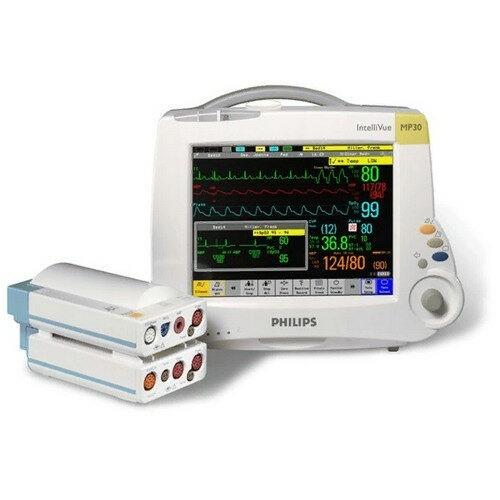 Транспортный монитор пациента Philips IntelliVue MP30
