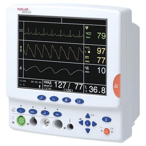 Монитор пациента Schiller ARGUS LCM plus