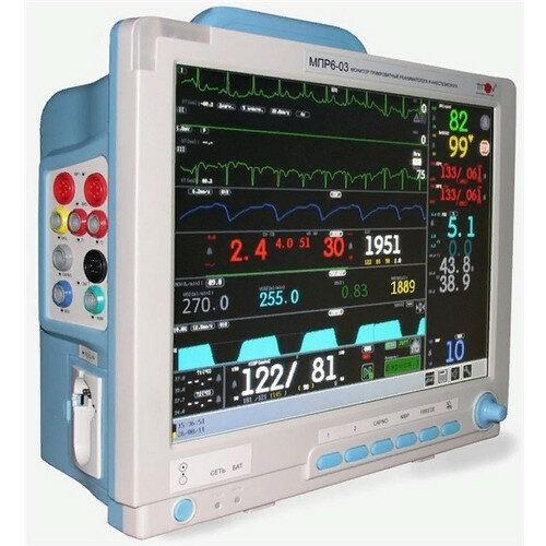 Монитор пациента анестезиологический Тритон МПР 6-03 A2