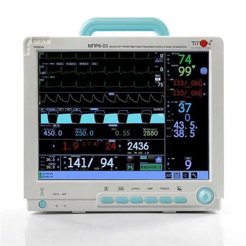 Гемодинамический реанимационный монитор Тритон МПР 6-03 P2