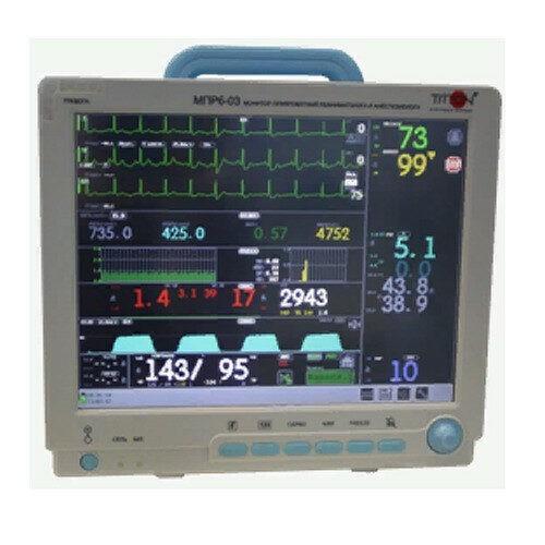 Монитор пациента анестезиологический Тритон МПР 6-03 P3
