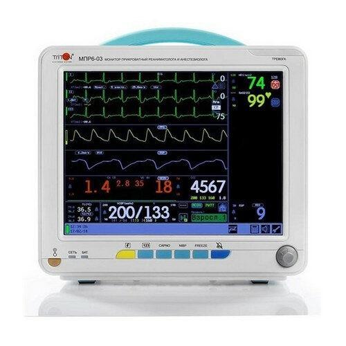 Монитор анестезиологический операционный Тритон МПР 6-03 А1