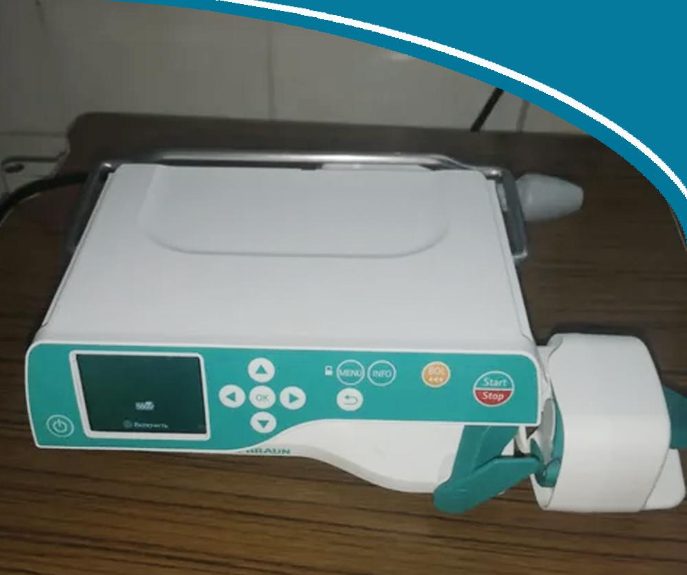 Насос инфузионный шприцевой Перфузор Компакт Плюс Б. Браун