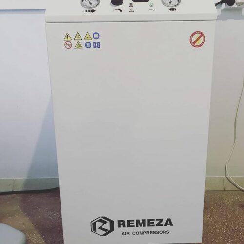 НДА 9100С NXT с монитором пациента B105 и автономным комперессором Remeza