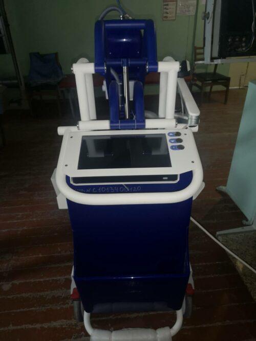 Аппарат для рентгенографии передвижной палатный