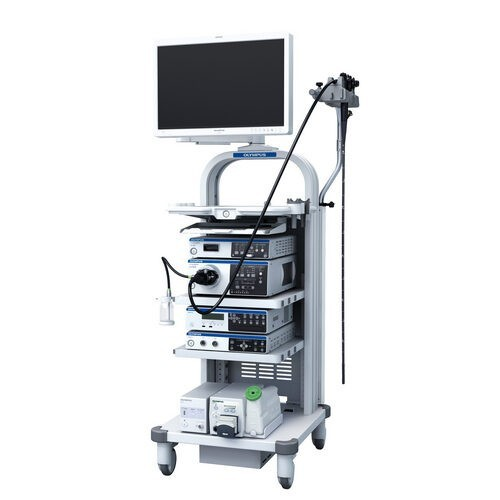 Видеоэндоскопическая система Olympus Optera CV-170 - Ситимед